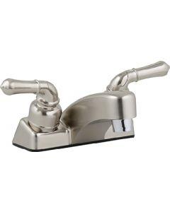 """Faucet-Lav 4 Utopia Nickl/Tpt - Lavatory 4"""" Faucet"""