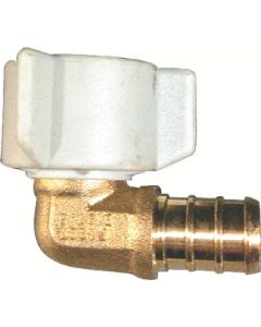 Bristol Products Pex Swivel 1/2X1/2Fpt - Qestpex&Reg; Brass Valves, Fittings And Adapters
