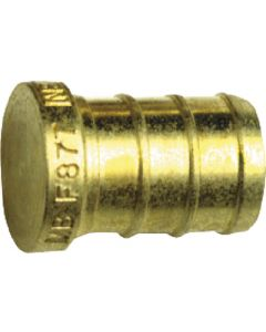 Bristol Products Pex Test Plug 1/2In - Qestpex&Reg; Brass Valves, Fittings And Adapters