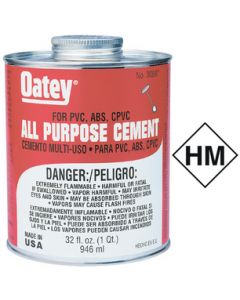 1/4 Pt All Purp Cement Clear - All Purpose Cement