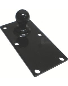 Brophy Products Trailer Tongue Ball Sc-17 - Replacement Ball Tongue Plate