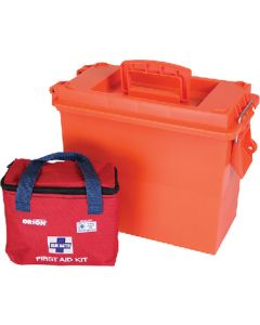 Wise Seating Dry Bx Sm Coastal Firstaid Kit