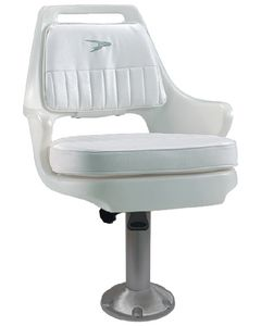 Wise Pilot Chair With Cushions