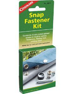 Coghlans Snap Fastener Kit - Snap Fastener Kit