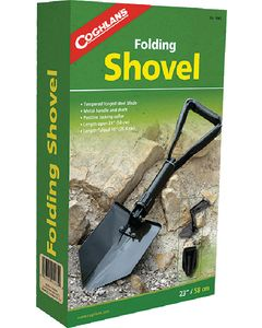 Coghlans Folding Shovel - Folding Shovel
