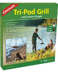Coghlans Insta-Tripod Camp Grill - Insta-Tripod Camp Grill