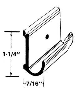 14 Ft Drip Rail - Standard Drip Rail