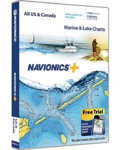 Navionics+ Flexible Coverage - MSD Global Regions