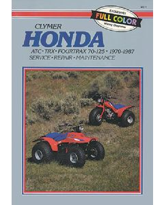 Bell HONDA TRX450/450ER MANUAL