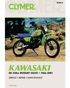 Bell KAW 80-350CC 1966-2001 MANUAL