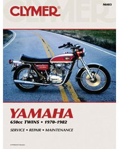 Bell YAMAHA 650 MANUAL