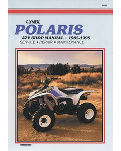 Bell ATV MANUAL POLARIS 1985-1995