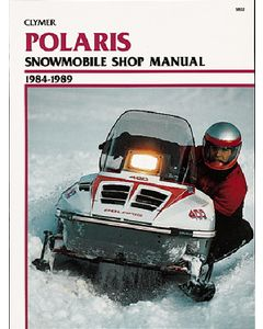 Bell POLARIS INDY SNOW MANUAL