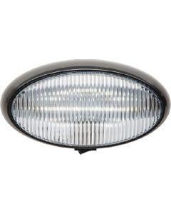 Led White Oval Utility Light - Led Oval Porch/ Utility Light