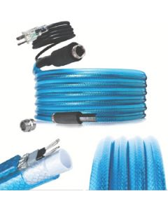 """Camco Heated Drinking Hose, 3/4"""" x 25'"""