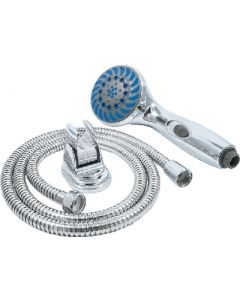 Shower Head Kit W/Swivel Head - Premium Showerhead