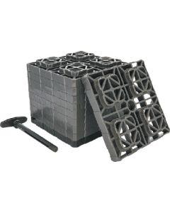 Xl Leveling Blcks T-Handl 10Ea - Fasten Leveling Blocks