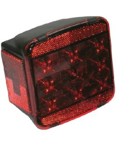 Anderson Marine LED Stop, Turn, & Tail Light w/ License Light