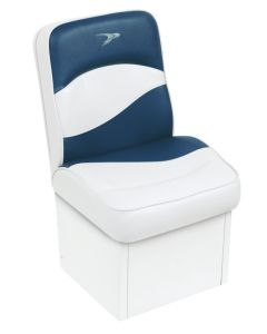 Wise Jump Seat Contemporary Series, White-Blue