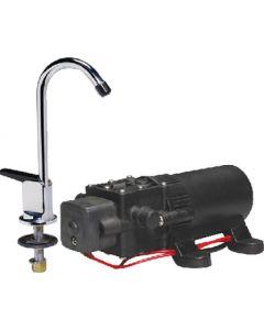 Johnson Pump WPS Water Pump & Faucet Combo