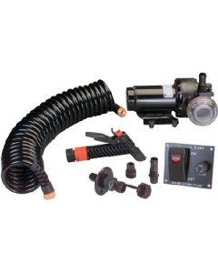 Johnson Pump 5.2 Gpm Wash Down Kit 70 Psi 24v