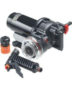 Johnson Pump Aqua Jet Wash Down Pump Kit, 5.2GPM, 12V