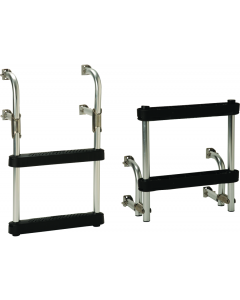 Garelick Two/Step Transom Ladder
