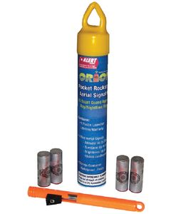 Orion Safety Products Pocket Rocket Flare Kit 4Sig