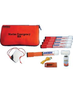 Orion Safety Products Inland Locate Kit In Soft Bag