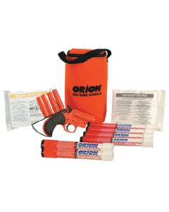 Orion Safety Products Deluxe Signal/First Aid Kit