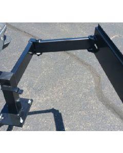 Tailgate Hitch Assembly - Tailgate Hitch Assembly