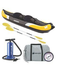 Sevylor Kayak Inflt Colorado W/Paddle