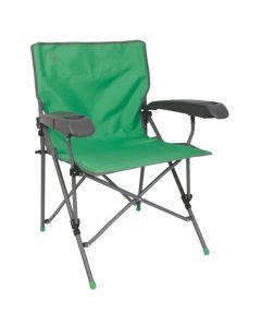Chair Vertex Hard Arm Green - Vertex™ Hard Arm Chair