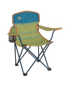 Chair Quad Youth Teal - Youth Quad Chair