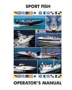 Ken Cook Co. Sport Fishing Boats - Boat Operator's Manual