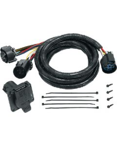 Fulton Products 7-Way Fifth Wheel Adapter Harness