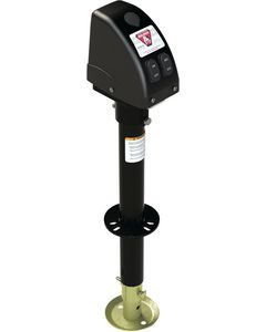 Fulton Products Pwr A Frame Jack 14In Blk 3500 - Powered A-Frame Jack