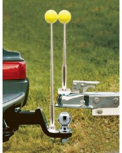 Fulton Products Vehicle&Trailer Alignment Tool - Vehicle & Trailer Hitch Alignment System (Towready