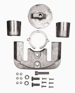 Sierra Mercury/Mercruiser Anode Kit, Zinc, Bravo 1