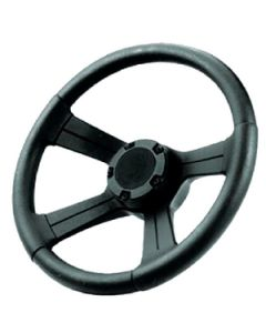 "Attwood 13"" Soft Grip Wheel With Cap"