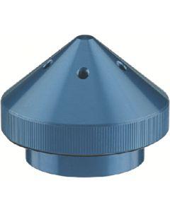 T-H Marine Supply Prop Nut, Minn Kota 80/101/112lb, Blue