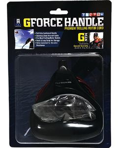 T-H Marine Supply G-Force Trolling Motor Release & Lift Handle, Black
