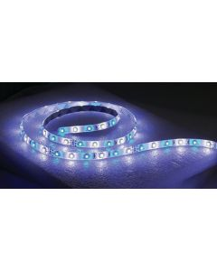 "T-H Marine Supply LED White/Blue Rope Light 24"" Boat Utility Lights"