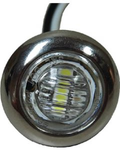 T-H Marine Supply LED PUSH-IN UTILITY LIGHT WHT