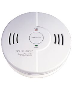 Kidde Combo Fire/Co2 Alarm - Smoke/Fire & Carbon Monoxide Combo Alarm