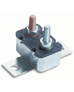 Battery Doctor Auto Reset Circuit Breaker w/Right Angle Bracket, 15A