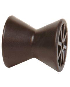 """Tie Down Engineering 4"""" Bow Roller, Black"""