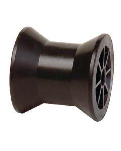 """Tie Down Engineering 3"""" Bow Roller, Black"""