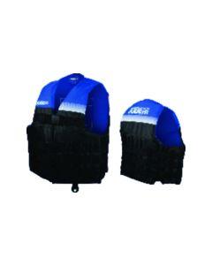 Jobe Sports PFD Nylon Dual Vest Blue