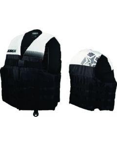 Jobe Sports PFD Nylon Dual Vest Black